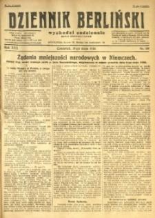 Dziennik Berliński, 1926, R. 30, nr 108