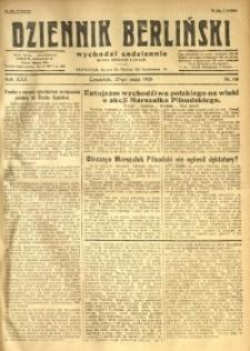 Dziennik Berliński, 1926, R. 30, nr 118