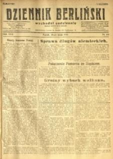Dziennik Berliński, 1926, R. 30, nr 119