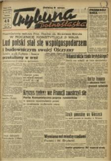 Trybuna Dolnośląska, 1947, R. 3, nr 102