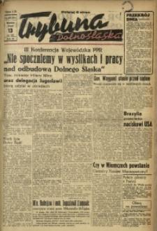 Trybuna Dolnośląska, 1947, R. 3, nr 109