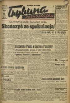Trybuna Dolnośląska, 1947, R. 3, nr 110