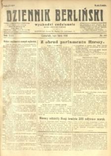 Dziennik Berliński, 1926, R. 30, nr 146