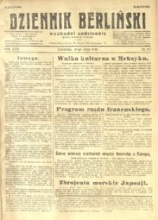 Dziennik Berliński, 1926, R. 30, nr 170