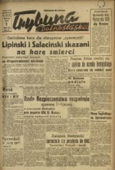 Trybuna Dolnośląska, 1947, R. 3, nr 183