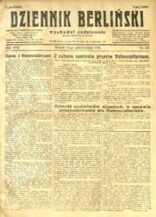 Dziennik Berliński, 1926, R. 30, nr 240