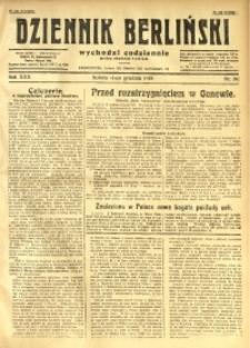Dziennik Berliński, 1926, R. 30, nr 283