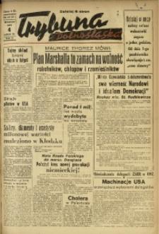 Trybuna Dolnośląska, 1947, R. 3, nr 247
