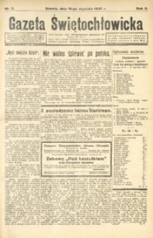 Gazeta Świętochłowicka, 1935, R. 2, nr 3