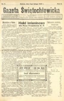 Gazeta Świętochłowicka, 1935, R. 2, nr 5