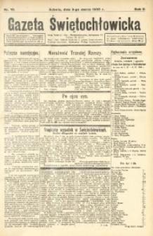Gazeta Świętochłowicka, 1935, R. 2, nr 10