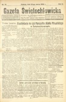 Gazeta Świętochłowicka, 1935, R. 2, nr 12