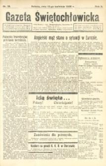 Gazeta Świętochłowicka, 1935, R. 2, nr 18