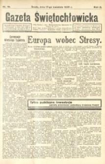 Gazeta Świętochłowicka, 1935, R. 2, nr 19