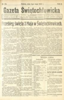 Gazeta Świętochłowicka, 1935, R. 2, nr 24