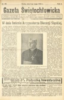 Gazeta Świętochłowicka, 1935, R. 2, nr 25