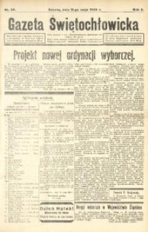 Gazeta Świętochłowicka, 1935, R. 2, nr 26