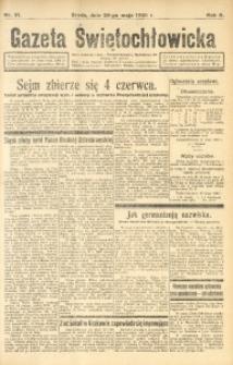 Gazeta Świętochłowicka, 1935, R. 2, nr 31