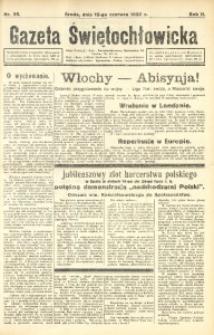 Gazeta Świętochłowicka, 1935, R. 2, nr 35