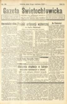 Gazeta Świętochłowicka, 1935, R. 2, nr 36