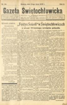 Gazeta Świętochłowicka, 1935, R. 2, nr 44