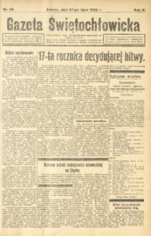 Gazeta Świętochłowicka, 1935, R. 2, nr 46