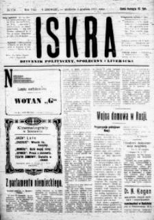Iskra. Dziennik polityczny, społeczny i literacki, 1917, R. 8, nr 274