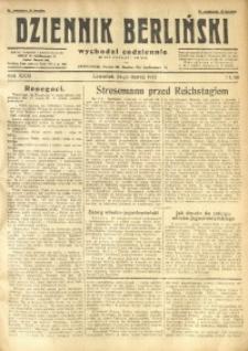 Dziennik Berliński, 1927, R. 31, nr 68