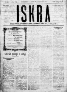 Iskra. Dziennik polityczny, społeczny i literacki, 1917, R. 8, nr 293