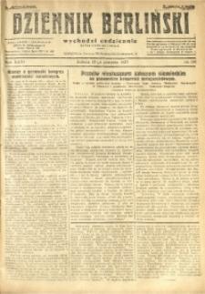 Dziennik Berliński, 1927, R. 31, nr 194