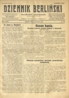 Dziennik Berliński, 1927, R. 31, nr 214