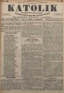 Katolik, 1897, R. 30, nr 66