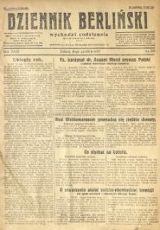 Dziennik Berliński, 1927, R. 31, nr 298