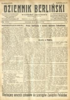 Dziennik Berliński, 1928, R. 32, nr 9
