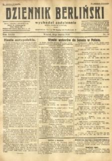Dziennik Berliński, 1928, R. 32, nr 60