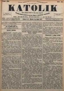 Katolik, 1897, R. 30, nr 81