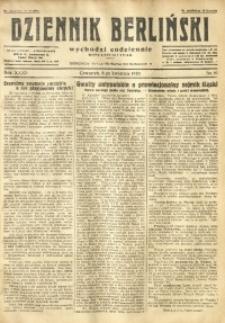 Dziennik Berliński, 1928, R. 32, nr 80