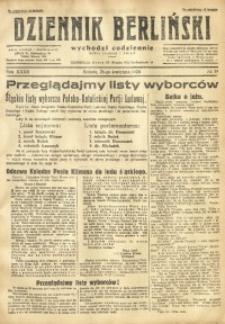 Dziennik Berliński, 1928, R. 32, nr 98