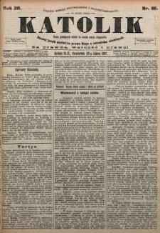 Katolik, 1897, R. 30, nr 85