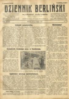 Dziennik Berliński, 1928, R. 32, nr 121