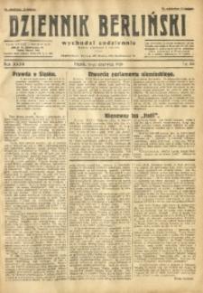 Dziennik Berliński, 1928, R. 32, nr 136