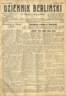 Dziennik Berliński, 1928, R. 32, nr 140