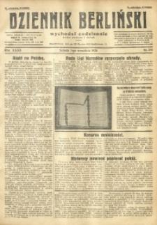 Dziennik Berliński, 1928, R. 32, nr 202