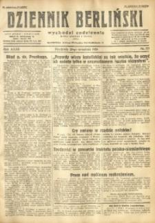 Dziennik Berliński, 1928, R. 32, nr 221