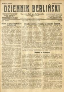 Dziennik Berliński, 1928, R. 32, nr 259