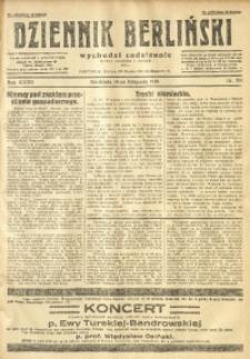 Dziennik Berliński, 1928, R. 32, nr 268