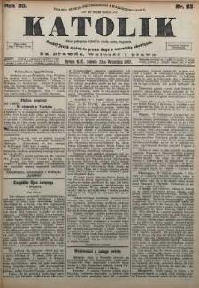 Katolik, 1897, R. 30, nr 113