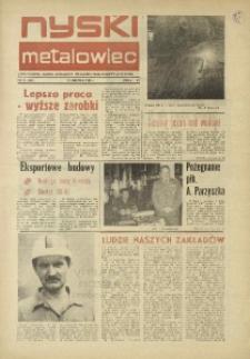Nyski Metalowiec 1983, nr 16 (451).