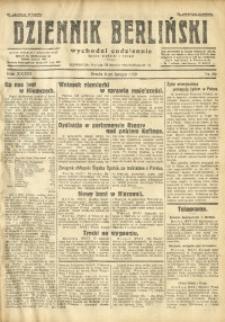 Dziennik Berliński, 1929, R. 33, nr 30