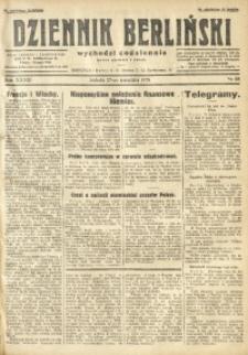 Dziennik Berliński, 1929, R. 33, nr 98